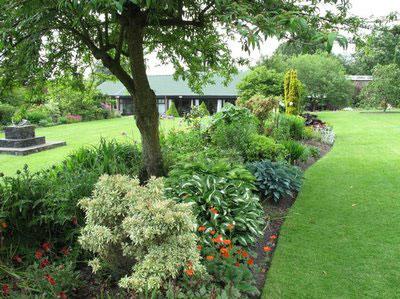 Giardino all 39 inglese storia e caratteristiche for Foto case con giardino