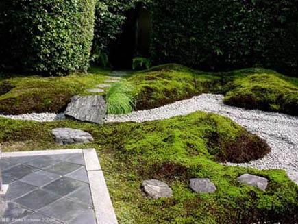 Progettazione giardini giapponesi giardinieri a milano progettazione realizzazione e - Giardini zen da esterno ...